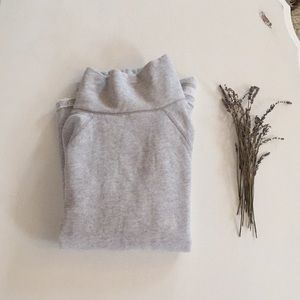 Free People Cowlneck Long Sweater Pullover